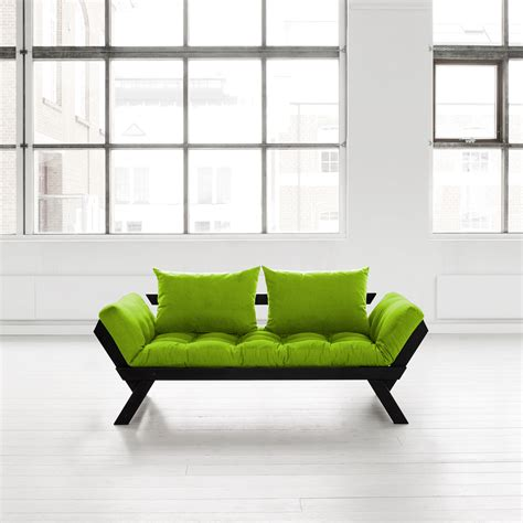 green futon cover lime green futon roselawnlutheran
