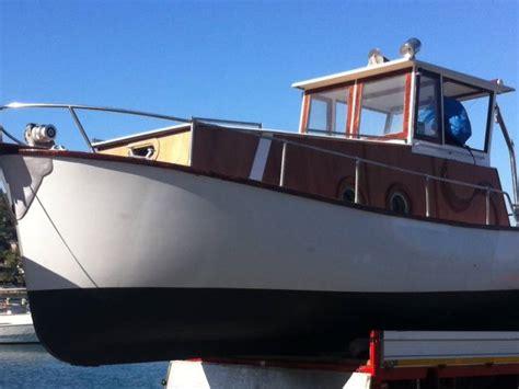 gozzo cabinato vtr in m procida barche da pesca usate