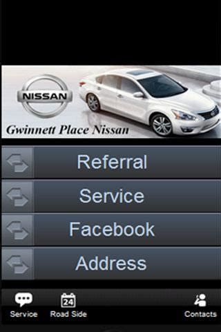 Gwinnett Place Nissan Service Gwinnett Place Nissan Android Apps On Play