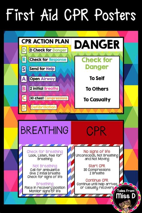 printable cpr poster 1000 ideas about first aid poster on pinterest first