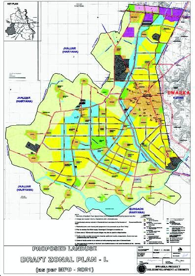 layout plan of new delhi realty experts say that in the near future this area would