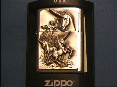 Goldenes Zippo Polieren by Sch 246 Ne