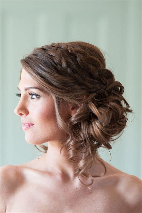 Best Wedding Hairstyles For Medium Hair 2018: Wedding