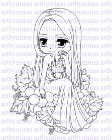 digital coloring digital st berrylicious digi st coloring page by