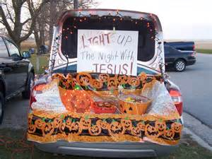 biblical trunk or treat decorating ideas southeast events baptist spurger
