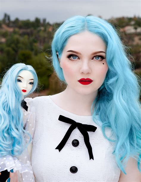meet the doll maker and instagram star hacked by richard