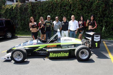formula mazda chassis vuelve la pasi 243 n automovilismo guatemalteco