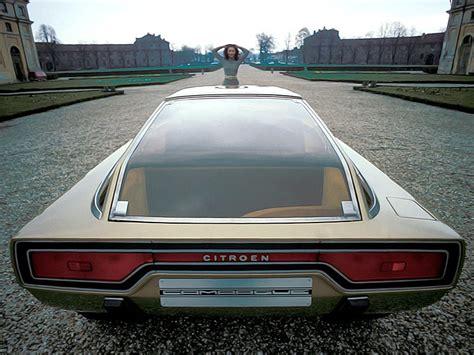 citroen gs camargue concept   concept cars