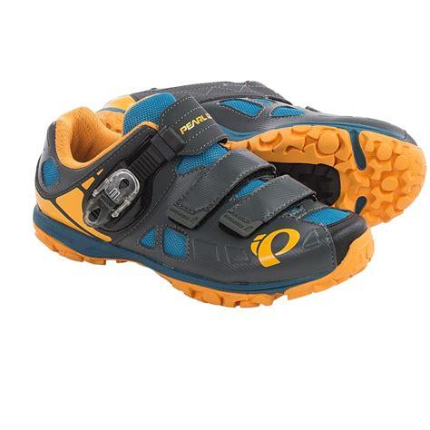 pearl izumi bike shoes pearl izumi x alp enduro iv mountain bike shoes for