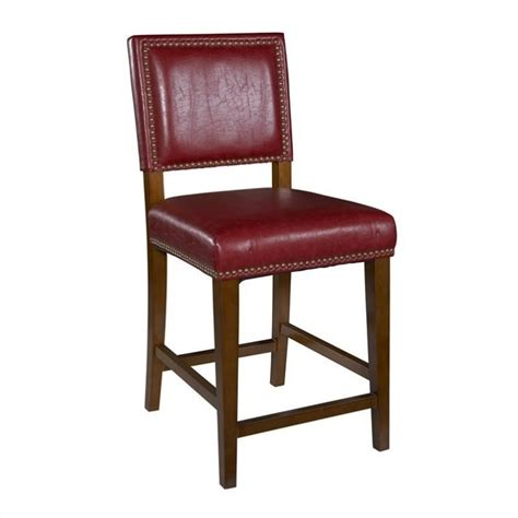 24 quot counter stool in brown and 0232red 01 kd u