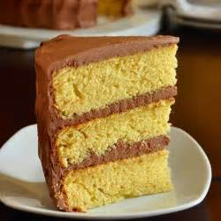 The best yellow cake recipe homemade from scratch rock recipes