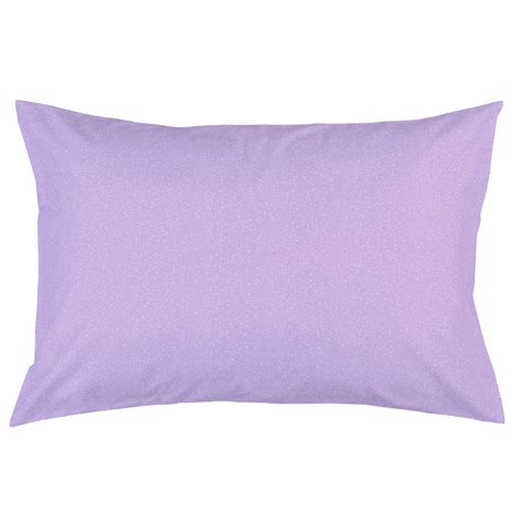 purple bed pillows pastel purple heather pillow case carousel designs