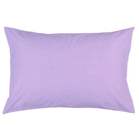 purple bed pillows pastel purple heather pillow case carousel designs