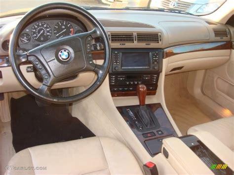 sand beige interior  bmw  series il sedan photo  gtcarlotcom