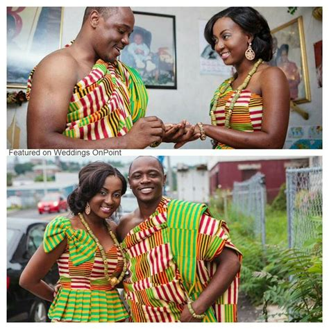 traditional ghana kente styles in engagement ghana kente kaba styles for engagement