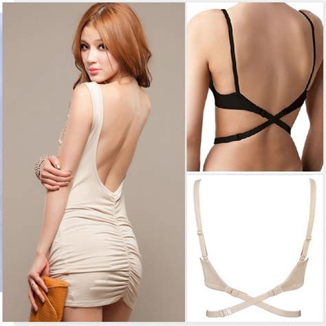Wedding Dress You Can Wear A Bra With by Wearing The Backless Dress Bra Storiestrending