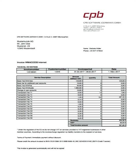 sle invoice under reverse charge mechanism invoice reverse charge eu vat reverse charge invoice