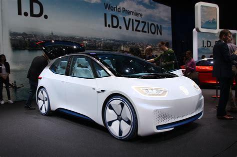 Volkswagen Id 2019 by Volkswagen Promet Un Nouveau V 233 Hicule 233 Lectrique Par Mois