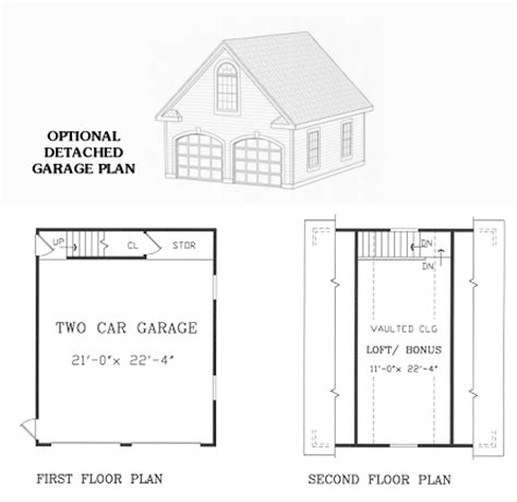 garage floor plans free carnation 4462 4 bedrooms and 3 5 baths the house designers