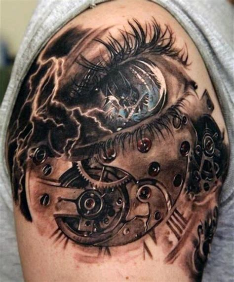 tattoo 3d ink 80 3d tattoos for men three dimensional illusion ink