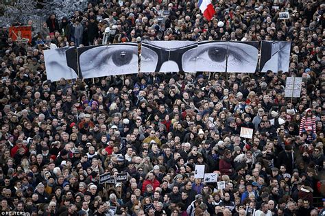charlie hebdo attacks paris rally as it happened 11 3 7 million people march through paris after charlie hebdo
