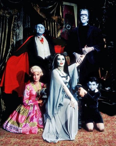munsters in color munster family faves