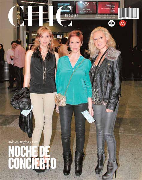 nancy garcia mcallen tx chic magazine monterrey 328 by chic magazine monterrey issuu