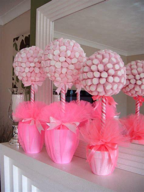 40 ideas para decorar las silla principal baby shower 193 rboles y pinchos de chuches para fiestas de cumplea 241 os o comuniones