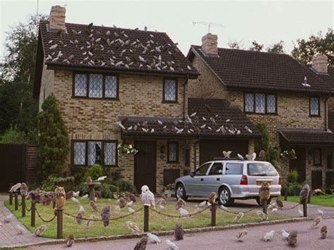 the houses of harry potter the real life dursley house from harry potter is on sale
