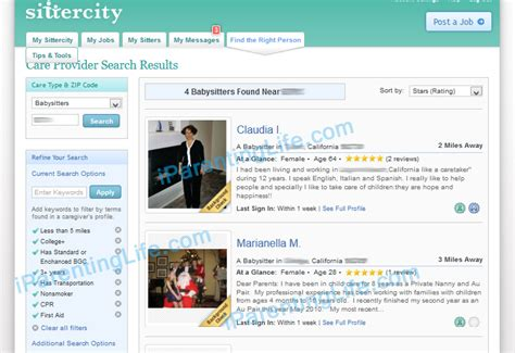 Sittercity Background Check Sittercity Reviews Is It Right For You July 2017