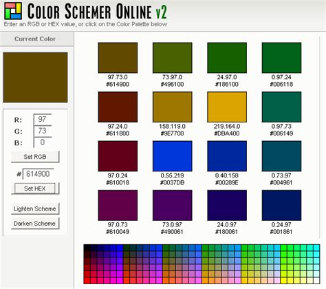 great color combinations color combinations lgr internet solutions