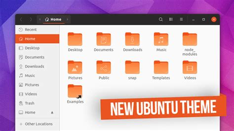 new themes co how to try the new ubuntu theme