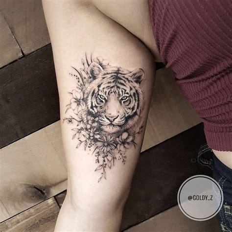 tattoo blanc quebec les 25 meilleures id 233 es de la cat 233 gorie tiger tatto sur