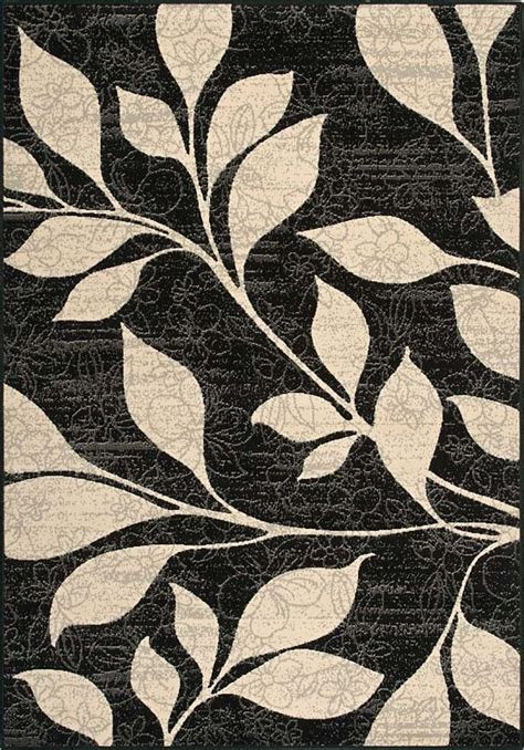 Leaf Pattern Rugs by Ming Area Rug With Leaf Pattern Cool Stuff