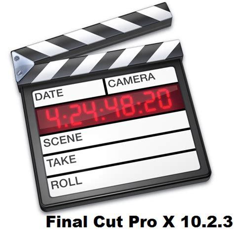 final cut pro x 10 2 final cut pro x crack 10 2 3 with key for mac windows
