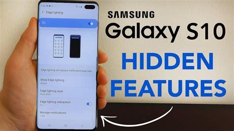 samsung galaxy  hidden features top  list youtube