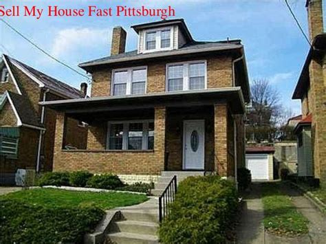 We Buy Houses Pittsburgh