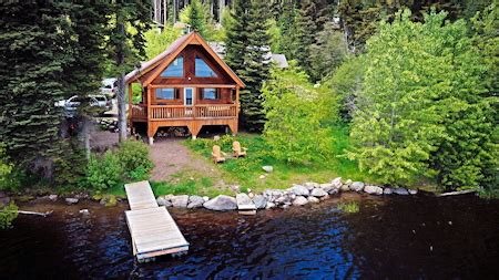Cottages In Kelowna by Beaver Lake Mountain Resort Cabins Cing Rv At