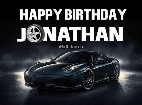 happy birthday jonathan memes wishes  quotes