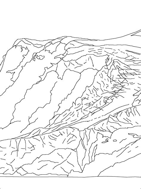 antarctica map coloring pages