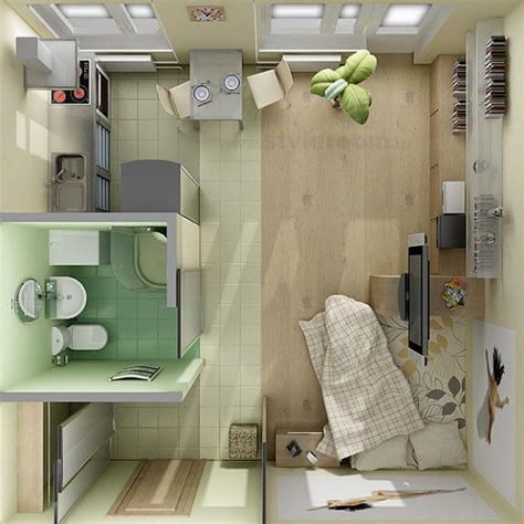 9 awesome tiny apartments apartment geeks