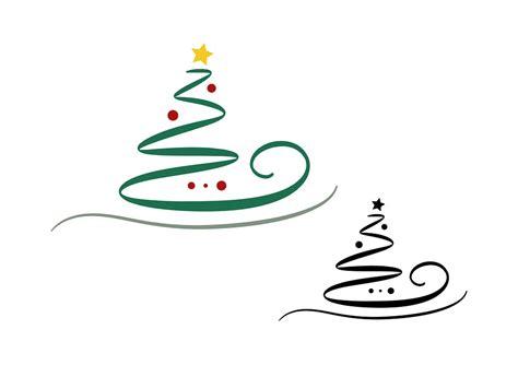 abstrakter weihnachtsbaum modern my blog