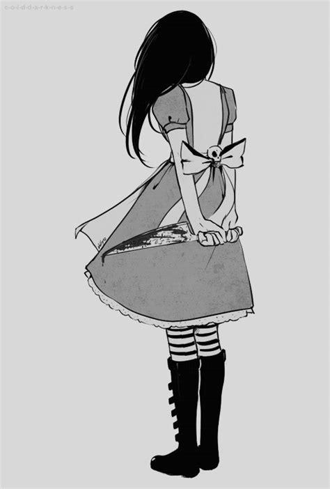 anime with a knife