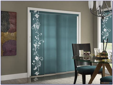 curtains decoration ideas sliding door curtain rod photo album woonv com handle idea