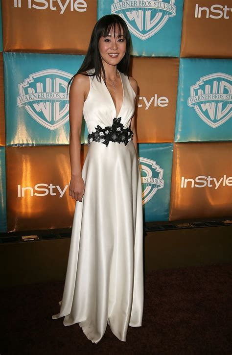 In Style And Warner Bros 2007 Golden Globe After by Yunjin In In Style Magazine And Warner Bros Studios