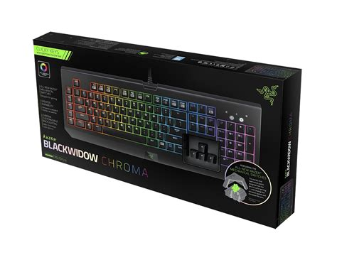 Razer Blackwidow Chroma Keyboard Gaming razer blackwidow chroma mechanical gaming keyboard