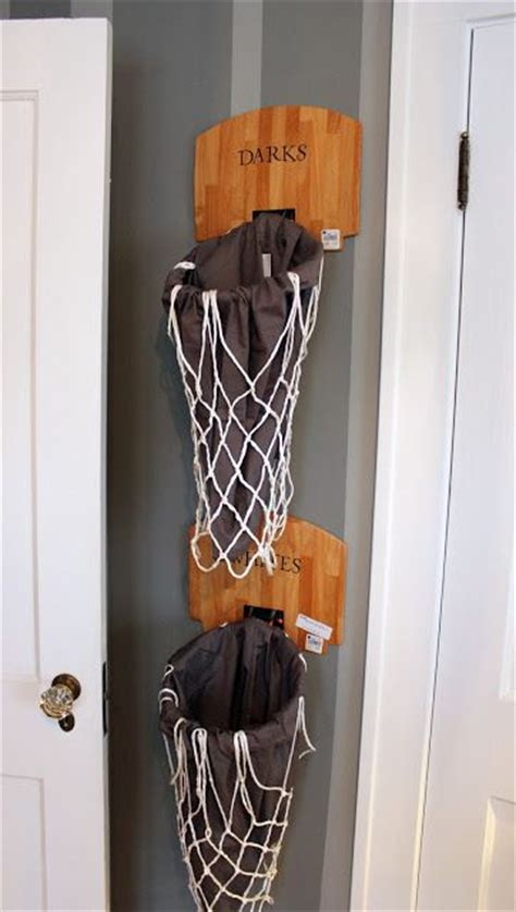 Pin By Rebecca C On Craft Pinterest Basketball Hoop Laundry