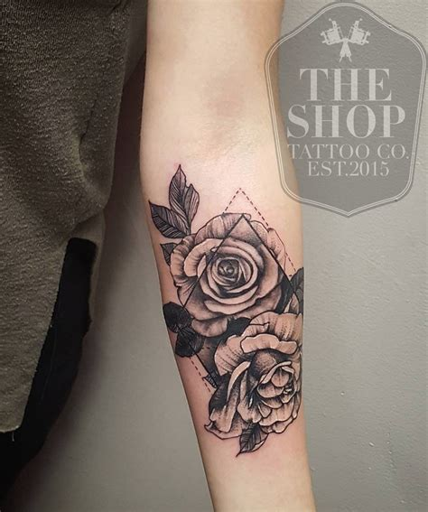 the shop tattoo co best tattoo shop in toronto geometrical