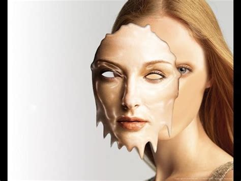 tutorial photoshop efek wajah zombie tutorial photoshop cara mengcrop wajah dan efek keren