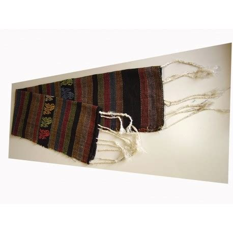 scarf in stripes of laos meubles labaiedhalong